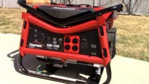 powermate - pramac generator