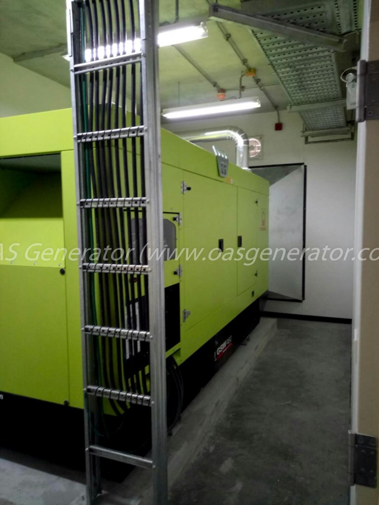 เครื่องกำเนิดไฟฟ้า 450 kVA GSW460 PRAMAC (3)
