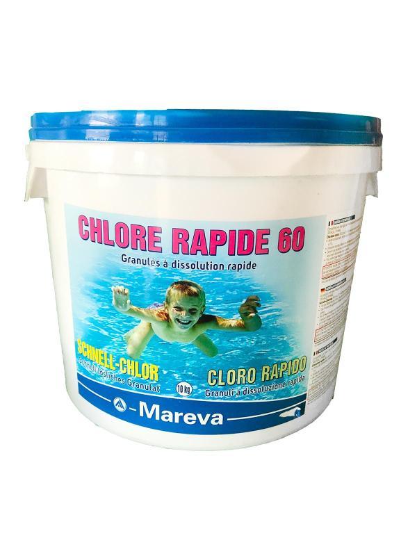 Oasi Blu Piscine Avellino - cloro-rapido-10kg