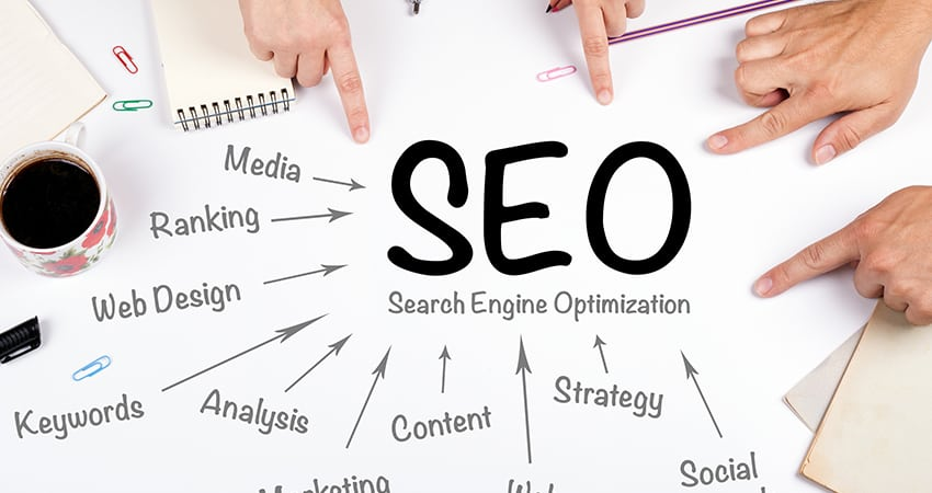 As a small business owner using website SEO as a digital marketing approach