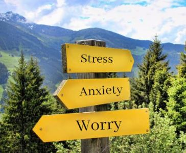 Stress Anxiety Worry