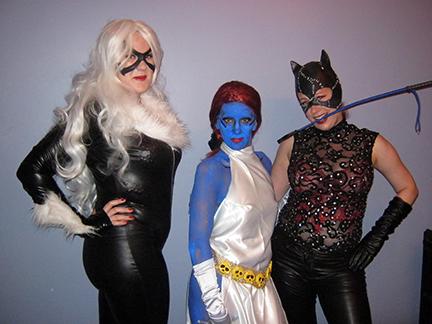 Costume/theme nights