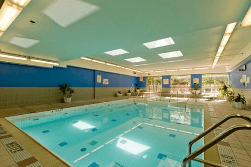 Indoor Pool - B