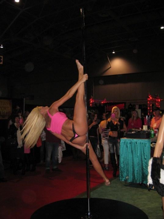 Oasis ETDWSS Pole dance