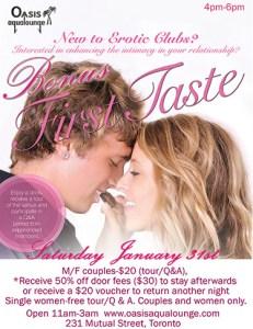 First Taste-Bonus JAN-WEB