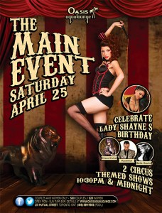 THE MAIN EVENT - APRIL 2015 - WEB
