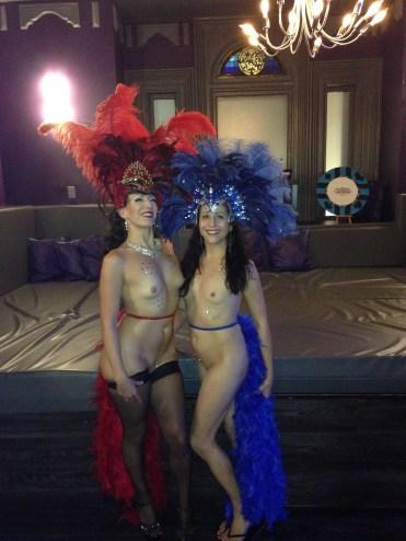 Fionna Flauntit & Miss F