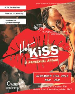 Hot Kiss Dec 2015 poster