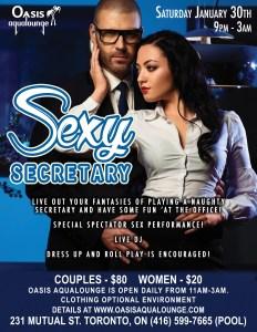 Oasis_SexySecretary_SaturdayJanuary30_web