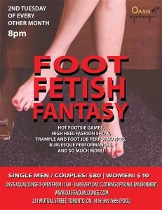 Foot Fetish Fantasy