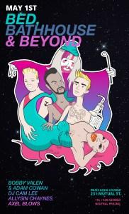 Poster_Bed_Bathouse_Beyond