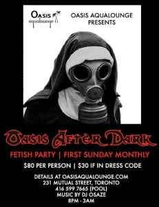 Oasis After Dark: Premiere Fetish Play Party