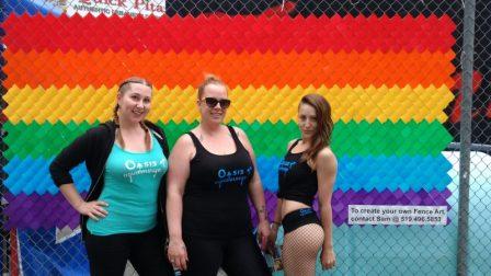 AQF Pride 15