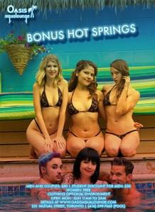 Bonus Hot Springs
