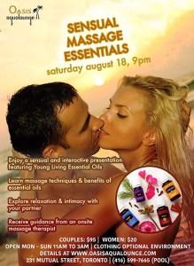 Sensual Massage Essentials