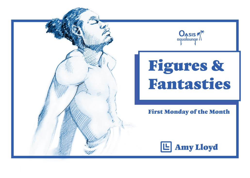 June 3 Figures & Fantasies art night for students at Oasis Aqualounge
