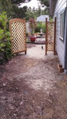Garden Fence 1 Dirt