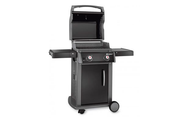 Barbacoa Gas Spirit Original E-210 Black Weber
