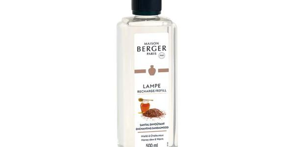 Santal Envoutant 500ml Maison Berger