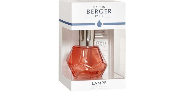 imagen estuche geometry grenadine Lampe Berger