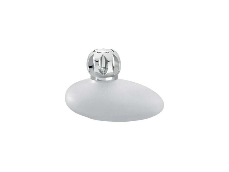 imagen lámpara galet blanc lampe berger