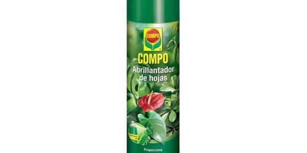 imagen abrillantador de hojas 600 ml Compo
