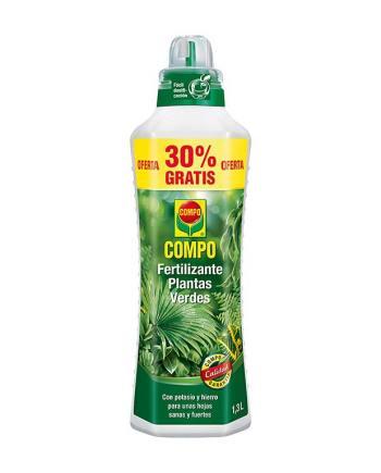 imagen fertilizante plantas verdes compo