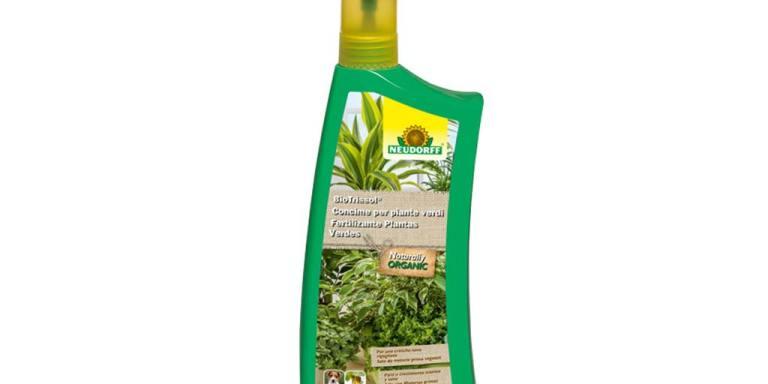 imagen Fertilizante plantas verdes 1 litro Bio Trissol®