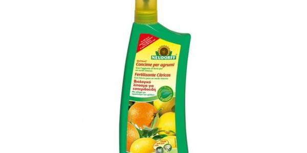 Imagen Fertilizante cítricos Bio Trissol® 1 litro
