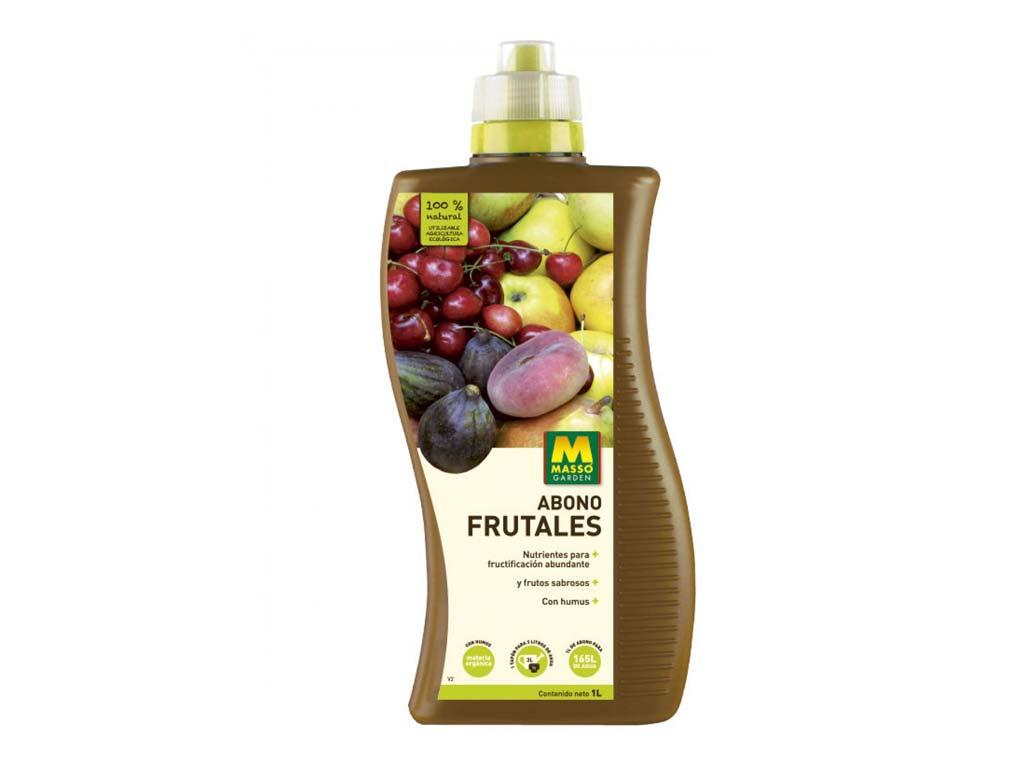imagen Abono Frutales Bio 1 litro Massó Garden