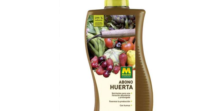 imagen Abono Huerta Bio 1 litro Massó Garden