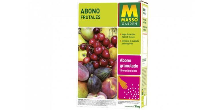 imagen abono frutales 2 kg Massó Garden