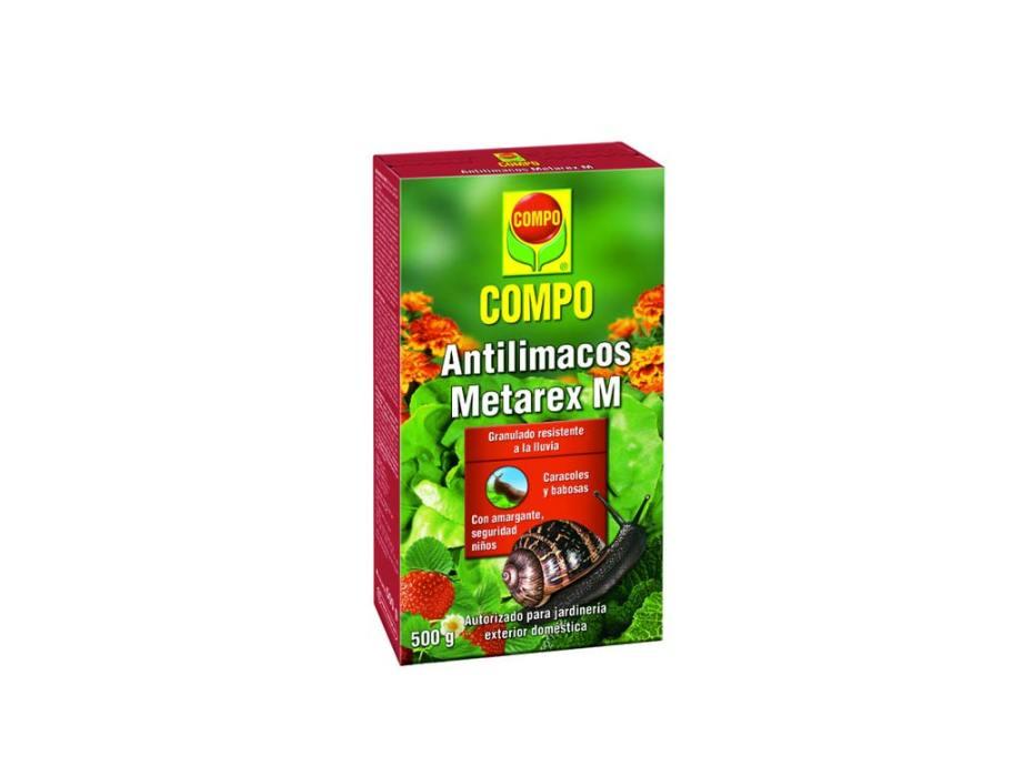 Antilimacos Metarex M 500 g Compo