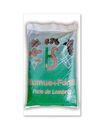 imagen humus de lombriz 6 litros sisanflor