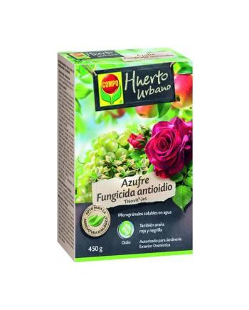Azufre Fungicida Antioidio 450 g Compo