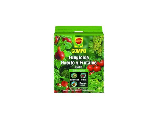 Fungicida Huerto y Frutales Switch Compo