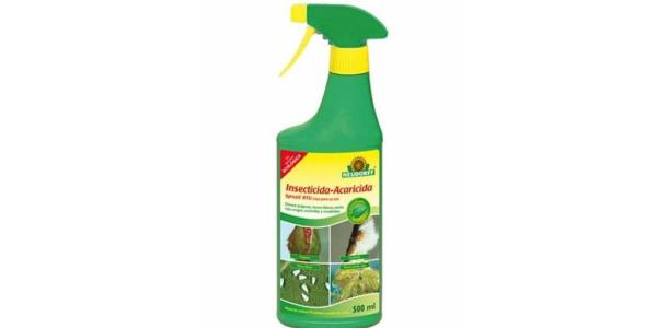 imagen insecticida acaricida spruzit rtu 500 ml neudorff