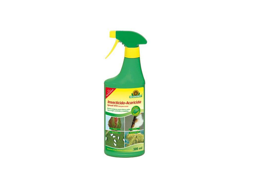 insecticida acaricida-spruzit pistola 500 ml