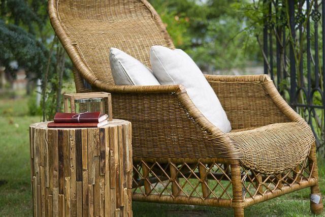 imagen mobiliario de jardín