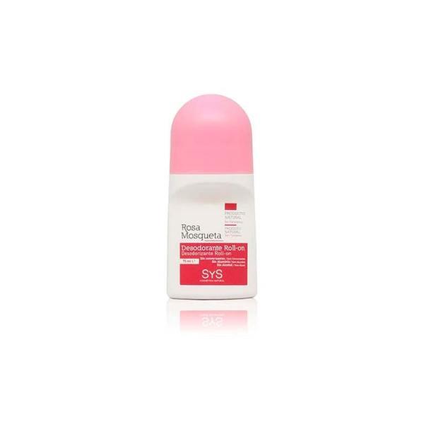 Desodorante Rosa Mosqueta 75ml SyS