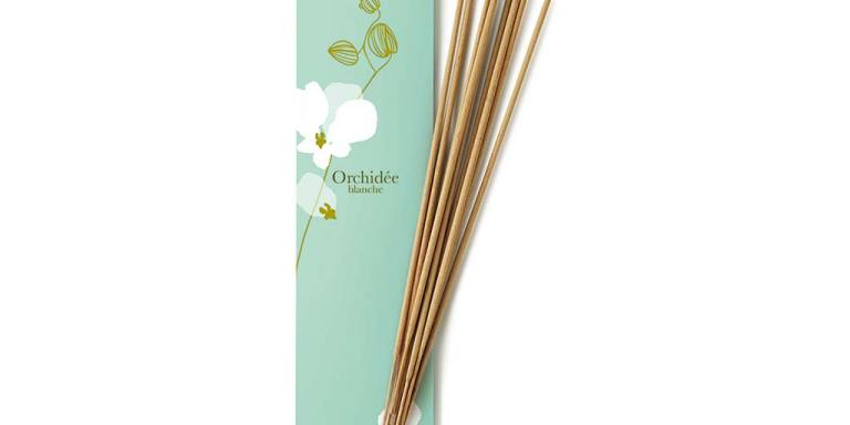 Incienso Sticks Orquídea Blanca Esteban