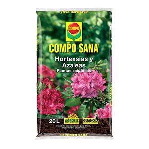Compo Sana Hortensias y Azaleas 20 L