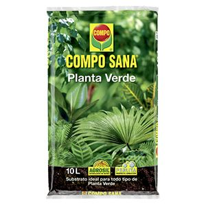 Compo Sana Planta Verde 10 L