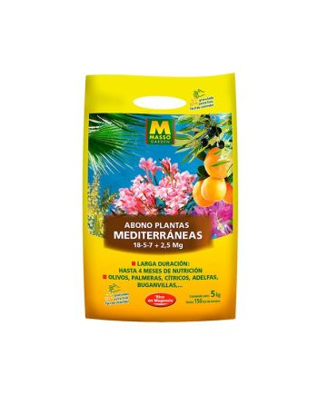 Abono Plantas Mediterráneas 5 kg Massó