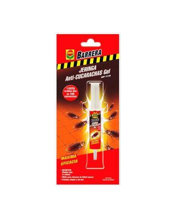 Barrera de Insectos Anticucarachas Gel 10 g Compo