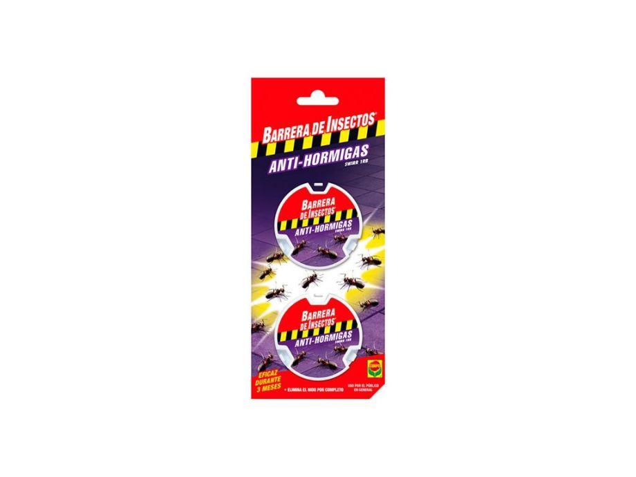 Barrera de Insectos Antihormigas 2x10 g Compo