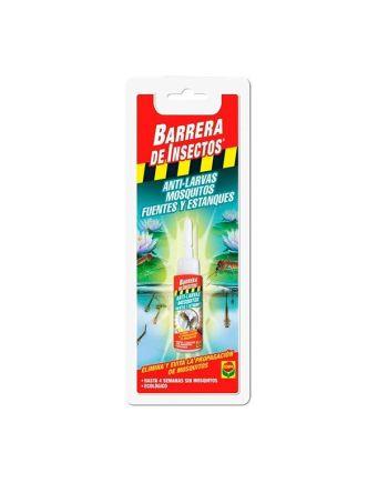 Barrera de Insectos Antilarvas Mosquitos 5 g Compo