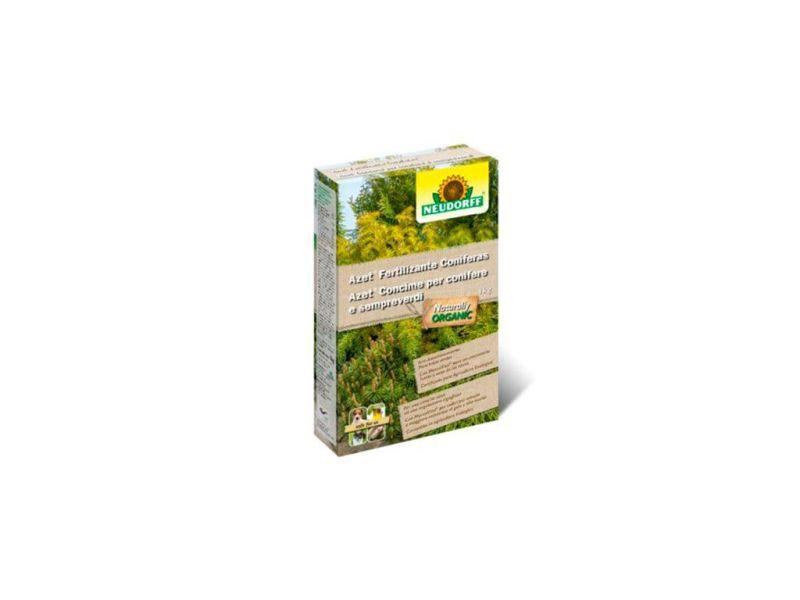 Fertilizante Coníferas 1 kg Neudorff