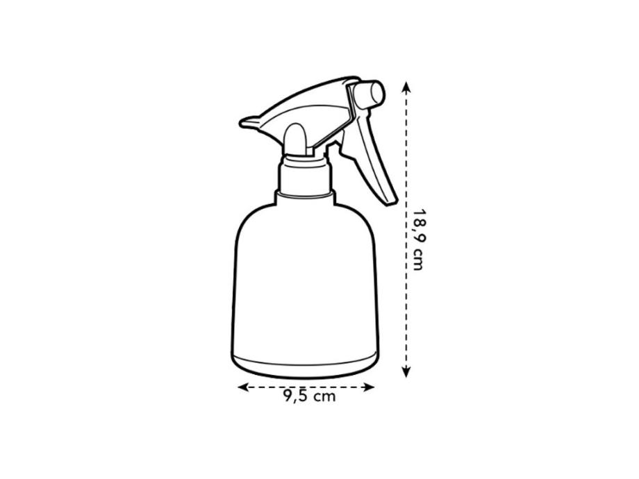 B. for Soft Sprayer 0,6 L Anthracite