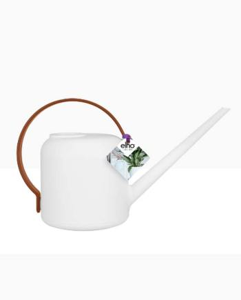 B. for soft watering can 1,7 l white brique elho